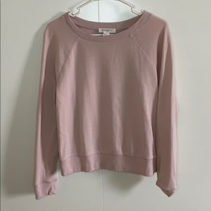 Forever21 Baby Pink Sweater